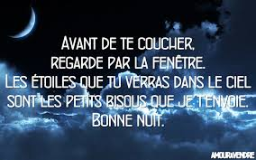 Sms Damitié Pour Souhaiter Bonne Nuit Sms Ami Bonne Nuit Les