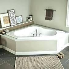 home depot corner tub corner jetted tub corner whirlpool tubs 2 persons corner jetted tub home