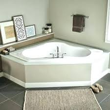 home depot corner tub corner jetted tub corner whirlpool tubs 2 persons corner jetted tub home