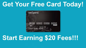 how to activate and load your netspend prepaid card 2017