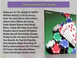 Mumbai Game Chart Ppt Best Trips Provider Of Satta Matka Game