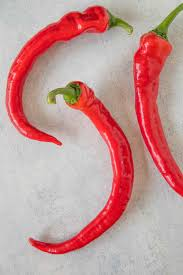 Chili Pepper Types A List Of Chili Peppers And Their Heat