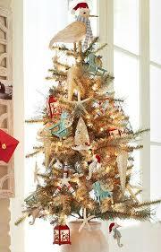 Beach Christmas Tree Decorations at Pier 1