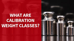Calibration Weight Class Chart What Are Calibration Weight Classes Scales Outlet