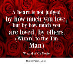 Wizard Of Oz Love Quotes