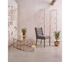 libra coffee side tables copper nest of tables with web design