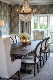 contrasting king queen dining chairs