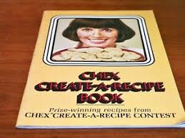 How To Make A Recipe Book Details About Cook Booklet Chex Create A Recipe Book Prize Winning Recipes