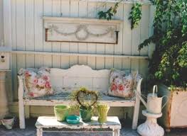 shabby chic outdoor furniture. Chic Shabby Patio Ideas 27 Shab Terrace And Dcor Shelterness Outdoor Furniture