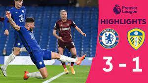 HIGHLIGHTS] คลิปไฮไลท์การแข่งขันฟุตบอลพรีเมียร์ลีก สัปดาห์ที่ 11 เชลซี 3 -  1 ลีดส์ ยูไนเต็ด - YouTube
