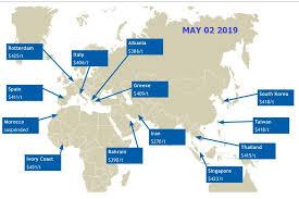 Azeri Light Price Chart Bitumen Price On December 2019