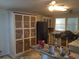 kitchen cabinet painting in houston tx