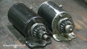 How to <b>replace</b> a starter gear on Briggs and Stratton Starters (both ...