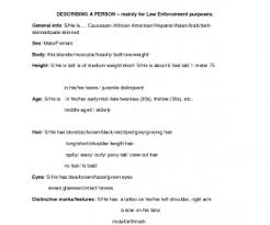 Personal Description Personal Description Under Fontanacountryinn Com
