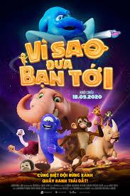 Những bộ phim hoạt hình vui nhộn phục vụ gia đình trong tháng 9