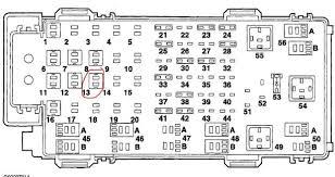 ford ranger 1996 2007 fuse box diagram usa version auto wiring 2001 ford ranger xlt fuse box diagram 2001 ford ranger fuse panel diagram box power distribution