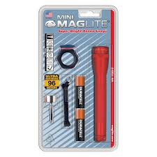 Mag Lite M2a10h Mini Maglite Aa Taschenlampe 145 Cm Silber