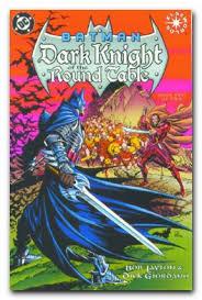 batman dark knight of the round table 2