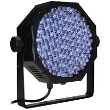 Blue Led Light Fixture Details About Talent Lp64led Flat Slim Par 64 Led Light Fixture Dmx W Remote 181 Leds