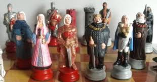 game of kings themed chess pieces import it all game of kings themed chess pieces