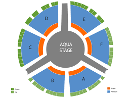 Wynn Las Vegas Seating Chart And Tickets