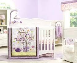 purple owl crib bedding medium size of ideas interesting owl nursery decor owl baby crib mobile