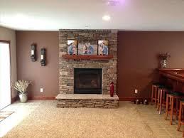 corner gas fireplace mantel natural inserts designs