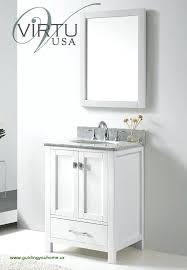 20 bathroom vanity and sink sk 20 inch wide bathroom vanity and sink
