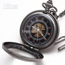 classic mechanical pocket watches men s antique skeleton fob chain 5pcs classic mechanical pocket watches men s antique skeleton fob chain watch gentlemen luxury