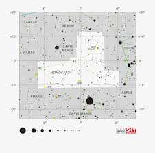 Star Chart Png Monoceros Star Chart 2973497 Free Cliparts On Clipartwiki