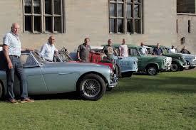 Classic car run to celebrate Warwick legend - Warwick Courier