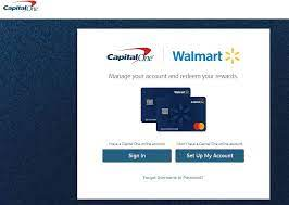 Capital one took over walmart's credit card business from synchrony on oct. Walmart Credit Card Login And Bill Payment Walmart Capitalone Com Secure Login Tips