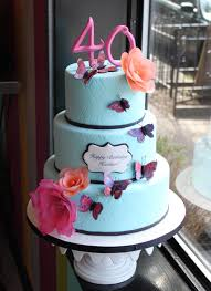 Butterfly Birthday Cake Whipped Bakeshop