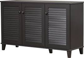 25-Pair Shoe Storage Cabinet
