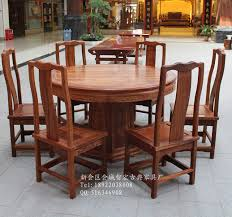 chinese imitation of ming and qing classical mahogany wood furniture hedgehog sandalwood rosewood dining table with