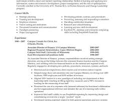 Resume For Hr Manager Human Resources Resume Objective