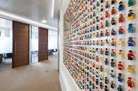 geek office decor. 1,200 Lego Minifigs As Geeky Wall Decor Geek Office A