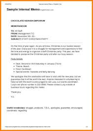 6+ Company Memo Sample | Forklift Resume