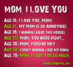 We Love You Mom Quotes I Love You Mom Quotes Daily Quotes Of the Life 82