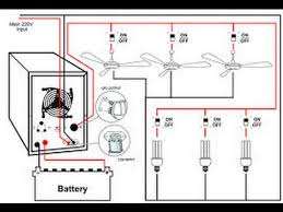ups connection youtube Inverter House Wiring Diagram Inverter House Wiring Diagram #33 inverter house wiring diagram