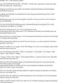 info worldwide cvvs seller a lot of contry sheap fullz