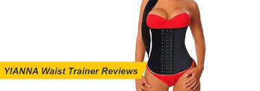 Yianna Waist Trainer Size Chart Yianna Womens Waist Trainer Reviews Best Waist Trainer