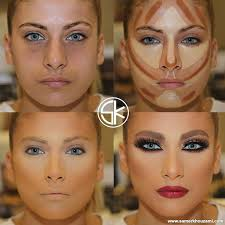 makeup find this pin and more on contouring and strobing 6cd1017fb142f8f6b6342a5af3aa45a8