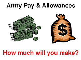 Army Pay Allowances How Much Will You Make Ppt Video