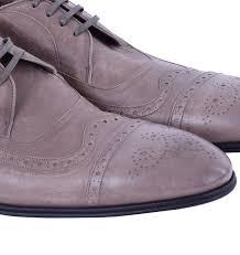 dolce gabbana kangaroo leather formal derby shoes portofino beige 05081 3 3 of 4