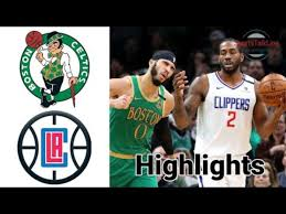 Celtics Vs Clippers HIGHLIGHTS Halftime | NBA February 5