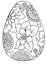 Printable Easter Coloring Pages Printable Coloring Pages Free Online