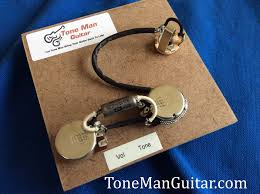 gibson epiphone les paul jr pre wired premium wiring harness 2 bass guitar wiring kit at Guitar Wiring Harness