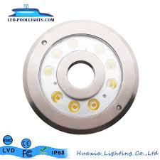 Hot Item 27w Led Fountain Light Nozzle Led Underwater Lamp Ce Rohs Ip68