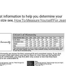 Maternity Jean Size Chart Sock Shoe Conversion Online Charts Collection